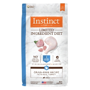 Instinct® Limited Ingredient Diet Grain-Free Recipe with Real Turkey