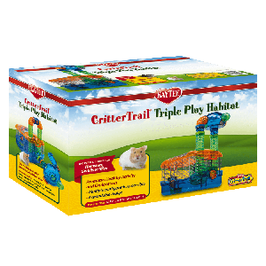 Crittertrail Triple Play Habitat