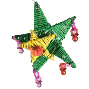 Star Power Bird Toy