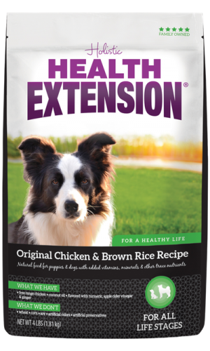 $5 off Health Extension 30 lbs Dog Food