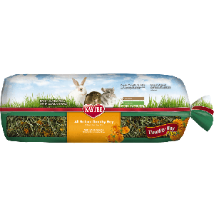 Natural Timothy Hay Plus with Marigolds 24 oz
