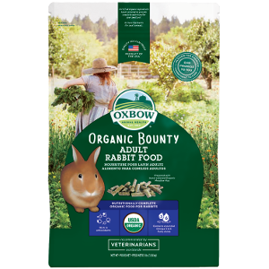 Organic Bounty Rabbit Food 3lbs
