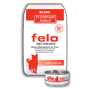 Felt Diet for Cats 4lbs