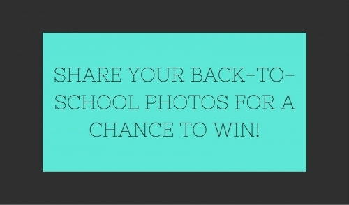 Share Back-To-School Photos with Pets for a Chance to Win