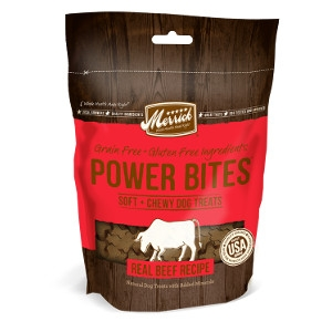 Merrick Power Bites Real Texas Beef Recipe