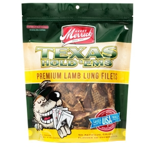Merrick Lamb Filet Squares Dog Treats