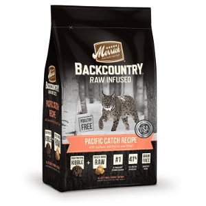 Merrick Backcountry Pacific Catch Recipe Cat Food