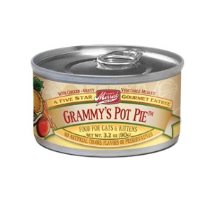 Merrick Grammy's Pot Pie Canned Cat Food