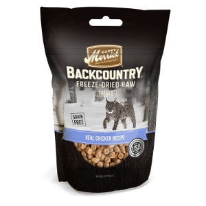 Merrick Backcountry Real Chicken Recipe Cat Treats