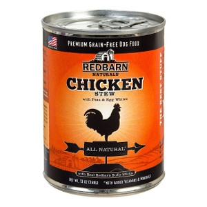 Redbarn's Chicken Stew Dog Food