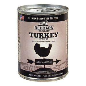 Redbarn's Turkey Stew Dog Food