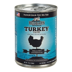 Redbarn Turkey Pate-Digestion Formula Dog Food