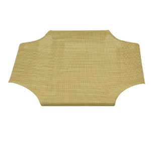 4Legs4Pets 22″ x 22″ Replacement Lace-Up Cot Cover in Country Wheat