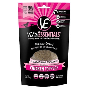 Vital Essentials Chicken Freeze-Dried Toppers