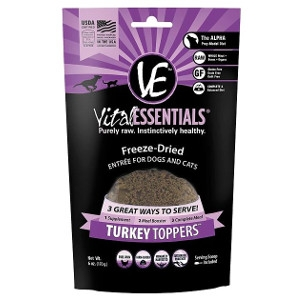 Vital Essentials Turkey Freeze-Dried Toppers