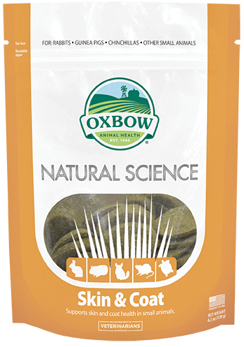 Oxbow  Natural Science Skin & Coat Support