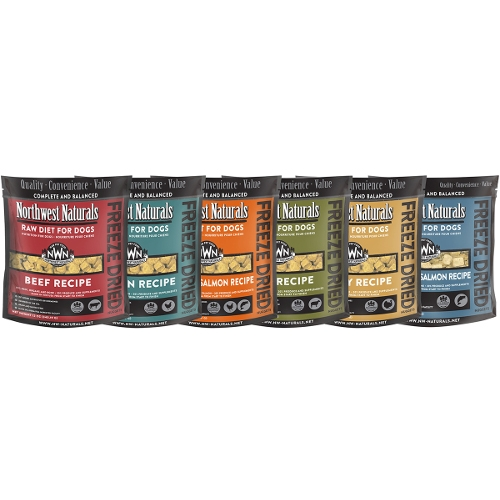 Northwest Naturals Freeze Dried Diets
