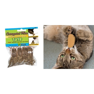 Ware Corrugated Mice, 4pcs w/Catnip