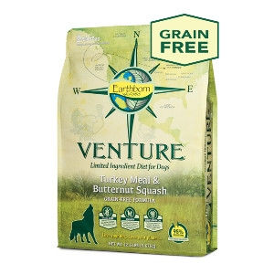 Earthborn Holistic® Venture™ Turkey Meal & Butternut Squash