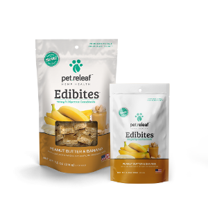 Pet Releaf Peanut Butter Banana Edibites