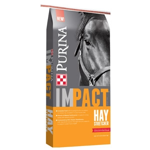 Purina Impact Hay Stretcher Pelleted Horse Feed