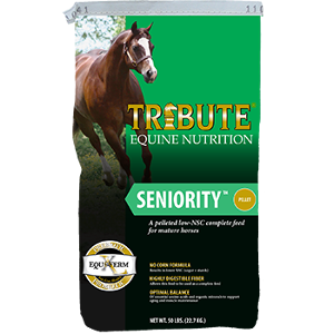 Tribute Equine Nutrition Seniority