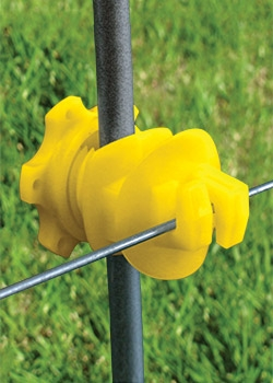 Patriot Multi-Fit Rod Post Insulators for Electric Fence