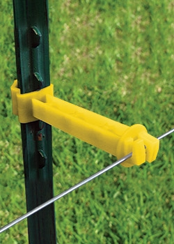 Patriot Reversible T-Post Extender for Electric Fence