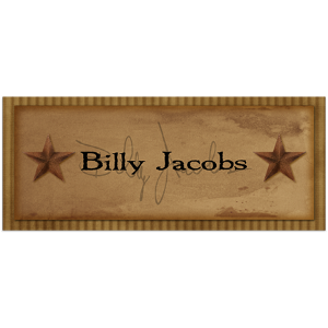 Billy Jacobs Framed Prints
