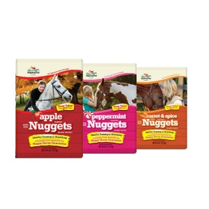 Manna Pro Bite- Size Nuggets For Horses