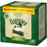 Greenies Teenie Value Pack, 36 ounce box