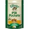 Greenies Feline Pill Pockets Chicken Flavor, 1.6 ounce bag