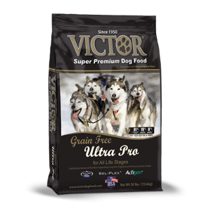 Victor Grain Free Ultra Pro Dry Dog Food, 30 lb. bag