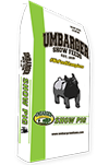 Umbarger Swine Gestation 50 pound bag