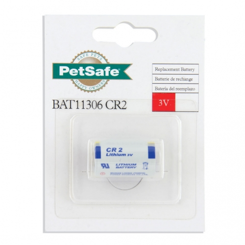 Petsafe BAT 11306 CR2 Replacment Battery