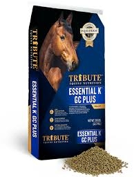 Tribute Essential K GC Plus, 50 pound bag