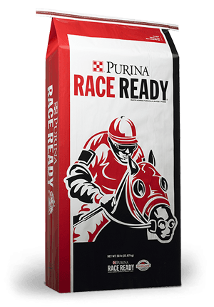 Purina Race Ready Performance Horse Feed