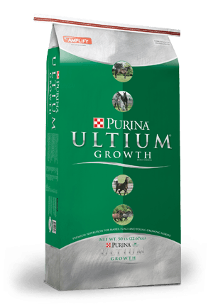 Purina Ultium Growth Formula Horse Feed