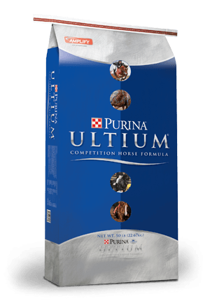 Purina Ultium Competition Formula Horse Feed