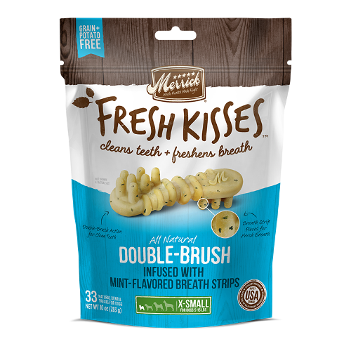 Merrick Fresh Kisses Dental Treats Mint