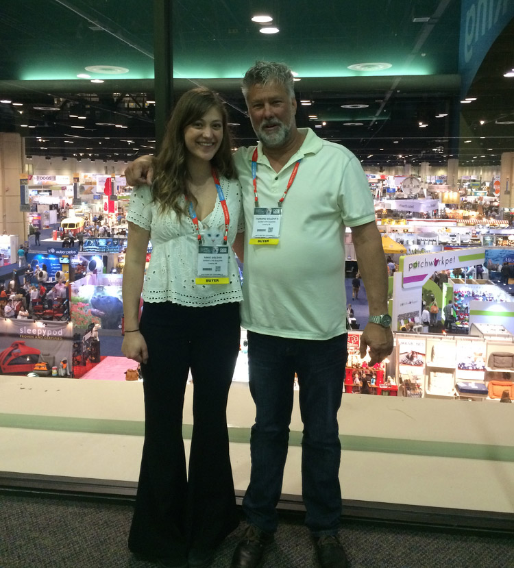 Nikki and Howard Soldan II at Global