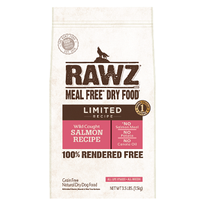 RAWZ Meal Free Limited Salmon Recipe Dog Food
