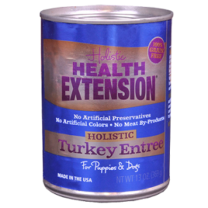 Health Extension Turkey Entree Canned Dog Food