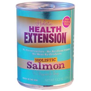 Health Extension 95% Salmon Canned Dog Food