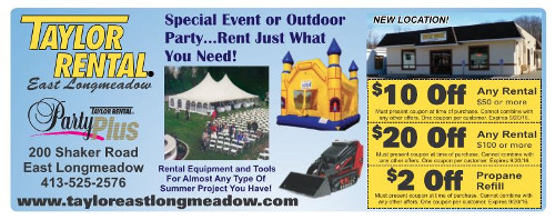 longmeadow coupon