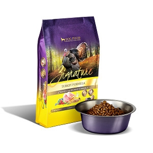 Zignature Turkey Formula Dog Food