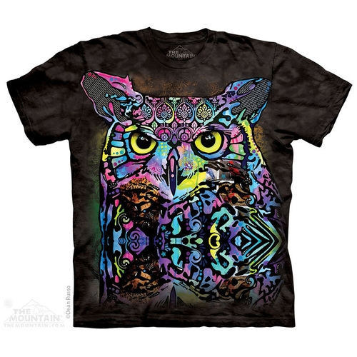 Dean Russo Russo Owl T-Shirt