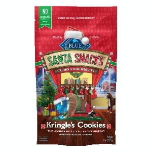 BLUE Santa Snacks®