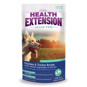 Health Extension Grain Free Chicken & Turkey Recipe