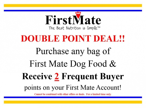 First Mate Double Points